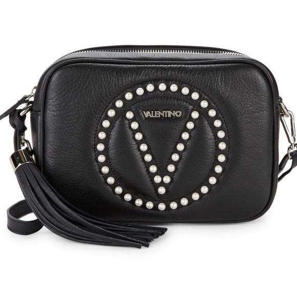 8ac23a4da1 Mario Valentino Bags   Valentino By Crossbody Bag Black   Poshmark